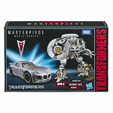 Transformers MPM-9 Movie 9in. Masterpiece Series Action Figure - Jazz
