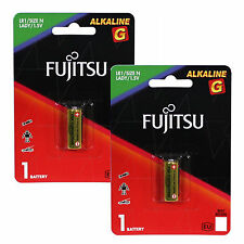 2X FUJITSU LR1 1.5V N Size Alkaline Battery LR1 - EXP. APRIL 2017