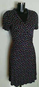 Kath-Kidston-Floral-Vintage-Tea-Dress-Size-8-Bust-28inch-Very-Sweet