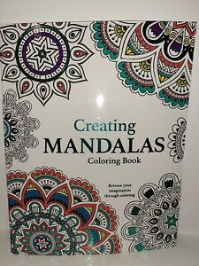 Creative Mandalas Adult Coloring Book ~ Imagination ...