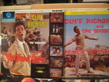 Cliff Richard-Young Ones/Summer Holiday  2 Lps & inner +FREE UK POST