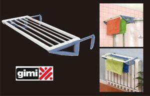 Stendibiancheria piccolo gimi pliko da termosifone balcone in resina regolabile ebay - Stendibiancheria da finestra ...