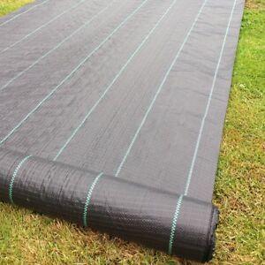 1 m x 100 m 100 g Mauvaises Herbes Couvre-sol jardin Membrane Paysage Tissu-afficher le titre d`origine RW5Uo4lT-07201929-561376645