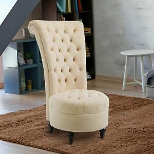 Swell Details About Victorian Accent Chair Wooden Velvet Vanity Stool Living Room Furniture Decor Creativecarmelina Interior Chair Design Creativecarmelinacom