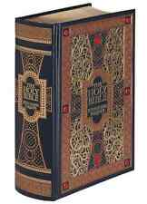 THE HOLY BIBLE: King James Version KJV illustrated Gustave Dore ~SEALED LEATHER~
