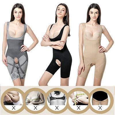 Full Body Shaper Slimming Shapewear Tummy Waist Control Women Bodyusit Underwear