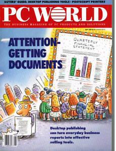 PC-World-Magazine-May-1988-Back-Issue-COMPUTER-Magazine