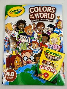 Crayola-Colors-Of-The-World-Coloring-Activity-Book-w-Multicultural-Crayons