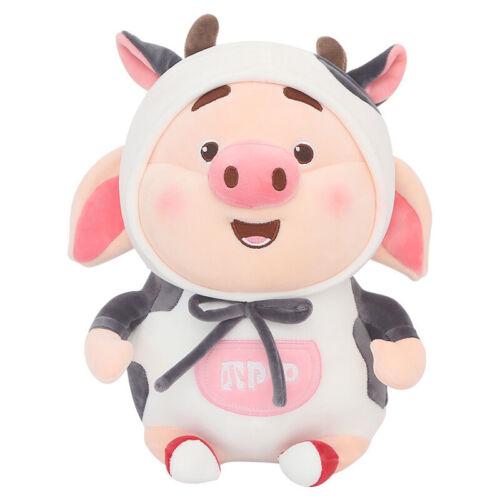 40cm Cute Pig PP Cotton Stuffed Doll Pig Fart Soft Plush Toy Pillow Kids Gift
