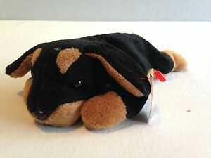Image is loading DOBY-Beanie-Babies-Baby-Style-4110-MINT-Tag- 319498c43fe