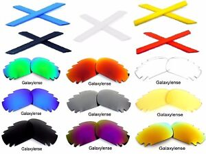 Galaxy-Replacement-Lenses-For-Oakley-Jawbone-Vented-Racing-Jacket-Multi-Color