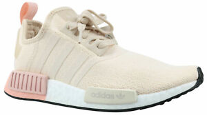 Adidas NMD R1 W Damen Sneaker Turnschuhe Schuhe beige rosa EE5179 Gr 36 - 44 NEU