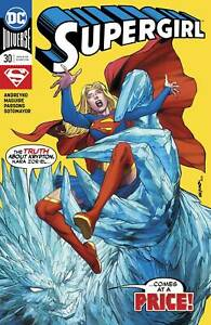 Supergirl-30-The-Truth-about-Krytpon-Kara-DC-Comic-1st-Print-2019-unread-NM