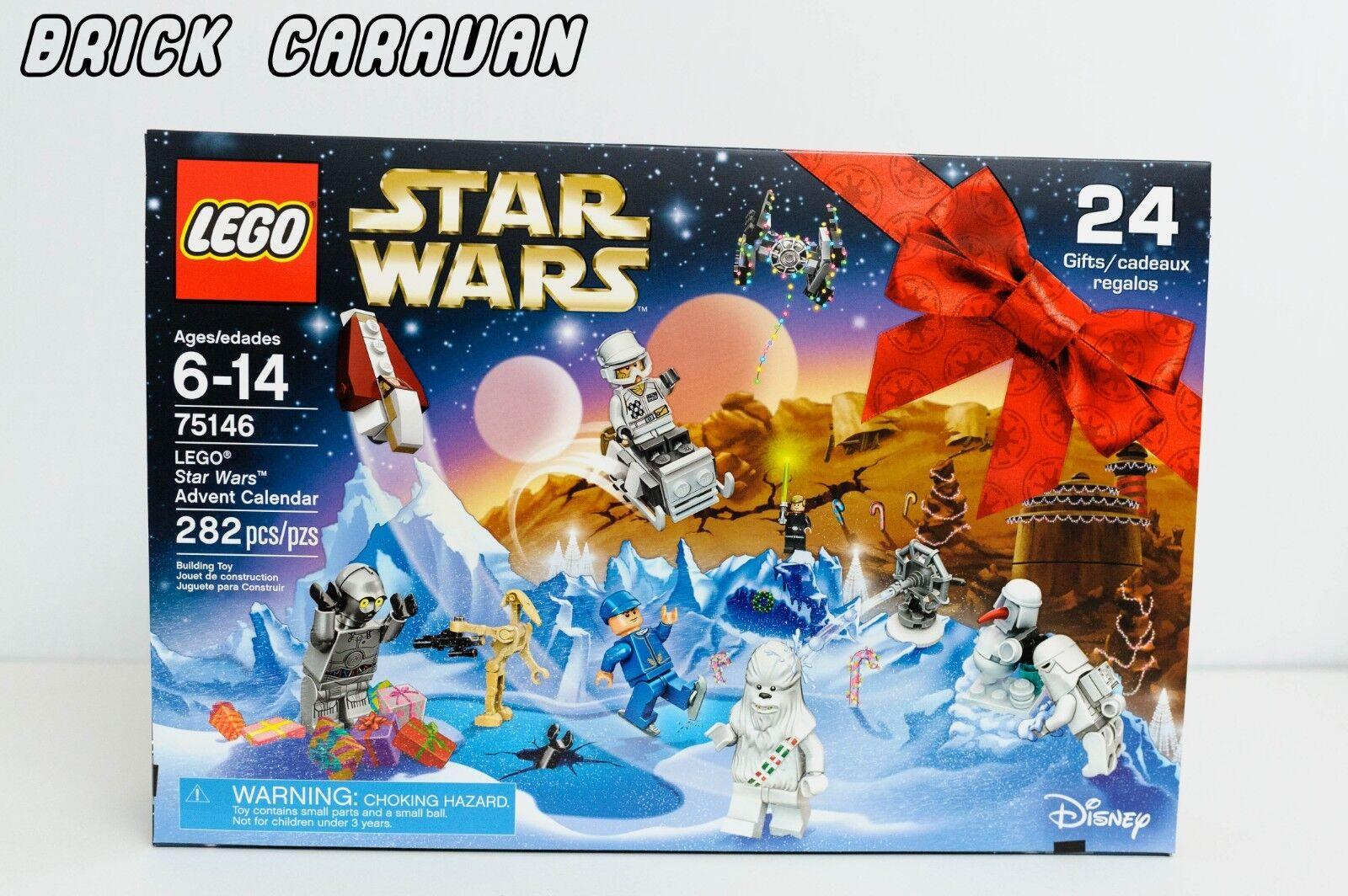 LEGO 75146 Star Wars 2016 Advent Calendar, NIB