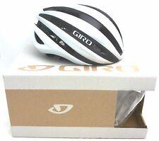 Giro Synthe Cycling Helmet Matte White Silver Medium