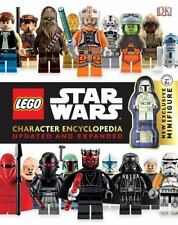 LEGO Star Wars Character Encyclopedia: Updated and Expanded : Updated and Expanded by Dorling Kindersley Publishing Staff (2015, Hardcover)