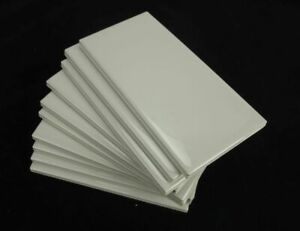 10 American Olean Starting Line Gloss Gray 3 Quot X 6 Quot Ceramic