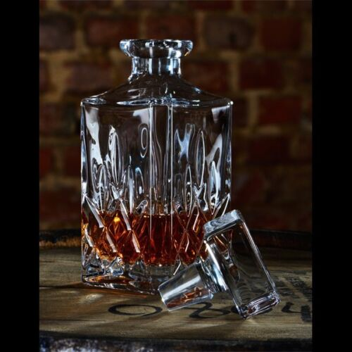 Whiskyset   Noblesse  Nachtmann 3-teilig Whiskykaraffe und 2 Whiskygläser NEU