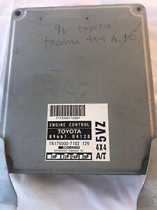1996 TOYOTA TACOMA ENGINE COMPUTER CONTROL MODULE 3.4l V6 ...