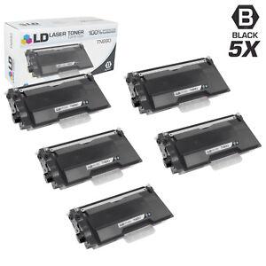 LD-Compatible-Brother-TN890-Toner-Set-of-5-for-HL-L6400DW-L6400DWT-MFC-L6900DW