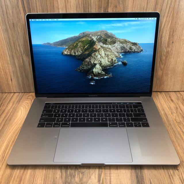 Apple MacBook Pro 2017 Space Gray 15