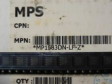 3PCS  MP1583DN-LF-Z  3A  23V Step Down Converter  SO8 MPS   Pb Free