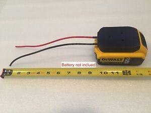 battery-adapter-for-DeWALT-20v-Max-18v-dock-power-connector-12-gauge-robotics
