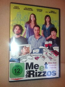 DVD - MEET THE RIZZOS - A. Garcia, J. Margulies, S. Strait, E. Mortim FSK 12 - <span itemprop=availableAtOrFrom>Bromsk., Deutschland</span> - DVD - MEET THE RIZZOS - A. Garcia, J. Margulies, S. Strait, E. Mortim FSK 12 - Bromsk., Deutschland