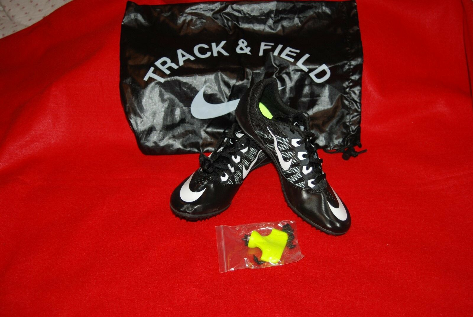 Nike Zoom Rival S 7 Men's Running Track Spikes  616313- 001 Comfortable Comfortable and good-looking