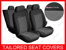 FORD FOCUS Mk1  Mk2 TAILORED SEAT COVERS  ( 1998-2010 )  - FULL SET - 2 (56)