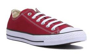 771cd70c1eee6 Converse Chuck Taylor All Star Ox Classic Women Canvas Maroon ...