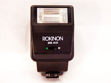 Rokinon 26 AD Flash for Minolta Camera~ Works Flawlessly!