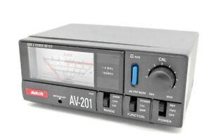 AVAIR-AV-201-SWR-Power-meter-1-8-160-MHz-HF-VHF-VSWR
