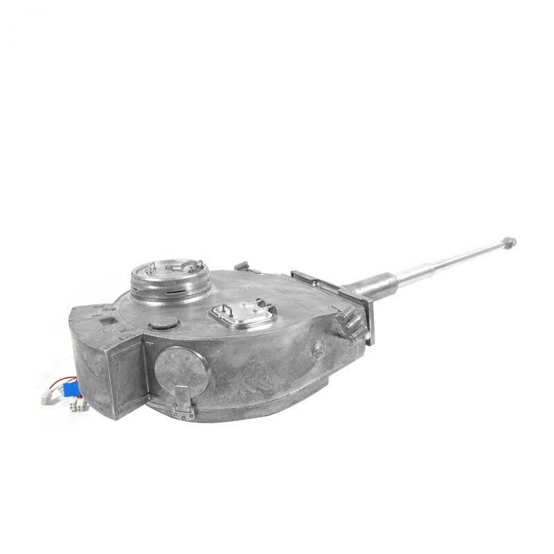 MATO Metal Turret BB Shooting Version For 1220  RC 1 16 Geruomoy Tiger 1 Tank  economico online