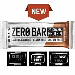 BIOTECH-USA-ZERO-BAR-singola-barretta-proteica-da-50g-senza-zuccheri-gusti-vari