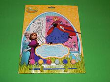 New Childrens Disney Frozen Paint Set Easter Kids Gift Craft Favor Art