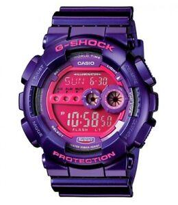064ebed1dbc1 GD-100SC-6 Casio G-Shock Crazy Colors Men s Digital Watch