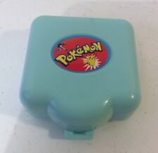 1997 Nintendo Pokemon Viridian Forest Polly Pocket Light Blue Compact, TOMY Made