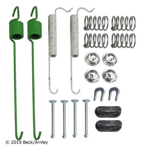 Drum Brake Hardware Kit Rear Beck//Arnley 084-1523 fits 98-03 Toyota Sienna