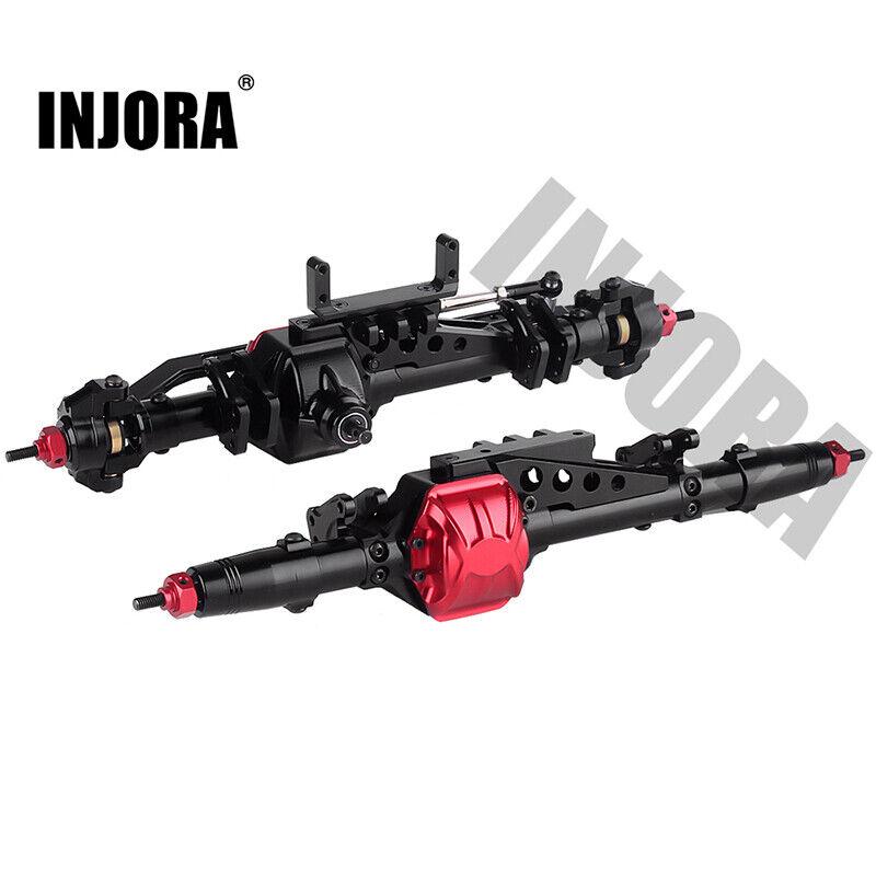 COMPLETA Asse in mettuttio  per 1 10 RC auto Axial RR10 90048 90053 Wraith 90018 90020  online economico