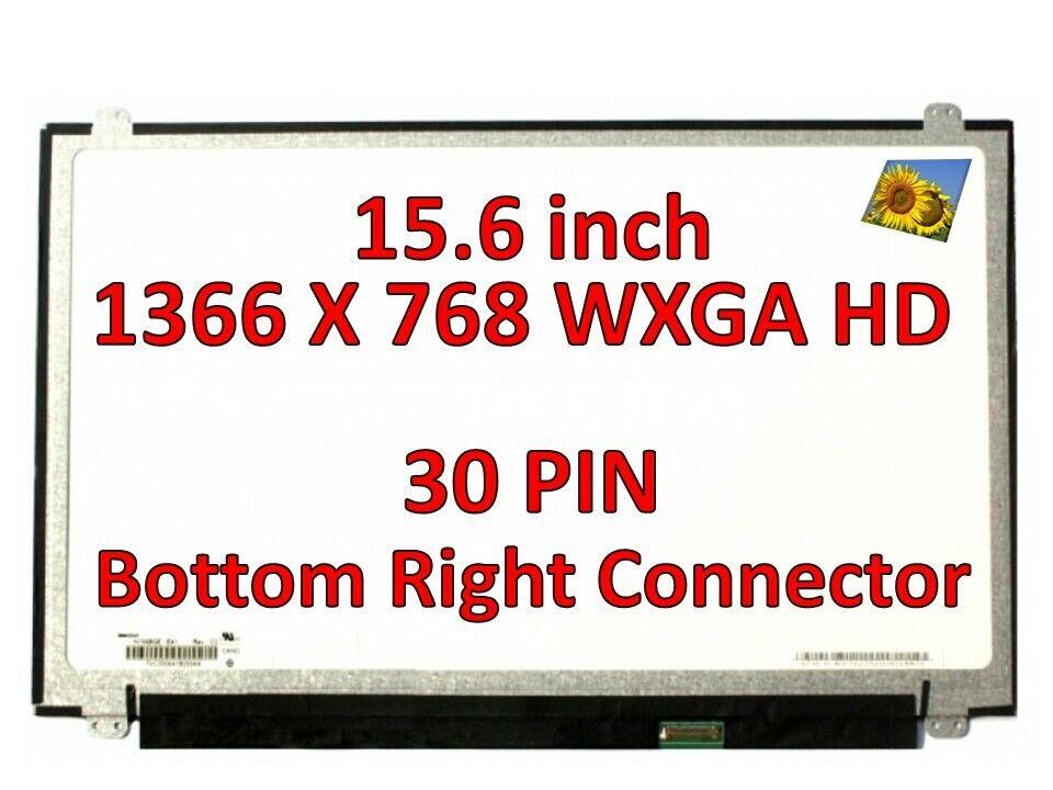 """NUOVO per Asus S56CA 15,6 /""""N156BGE-L41 REV C2 COMPATIBILE PER NOTEBOOK LED Schermo TFT a"""