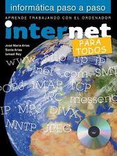 Internet: Para todos (Informática paso a paso) (Spanish Edition)-ExLibrary