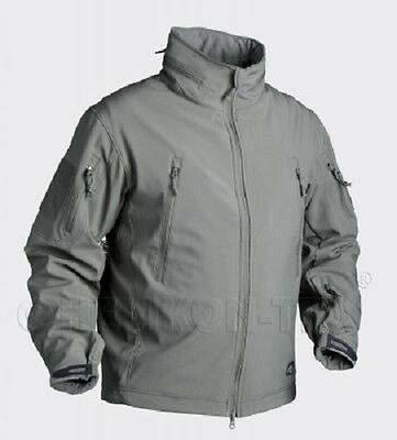 Diligente Helikon Tex Pistolero Lightwight Shark Softshell Outdoor Giacca Jacket Foliage-