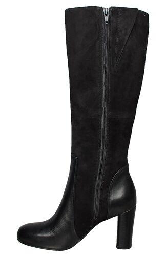 Clarks Indigo leal leal leal Perla Negro Para Mujer botas 10m  marcas en línea venta barata