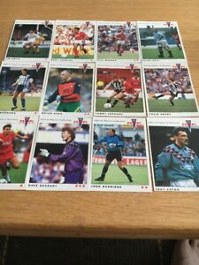 12-Panini-Football-1992-Trading-Cards-As-Pictured