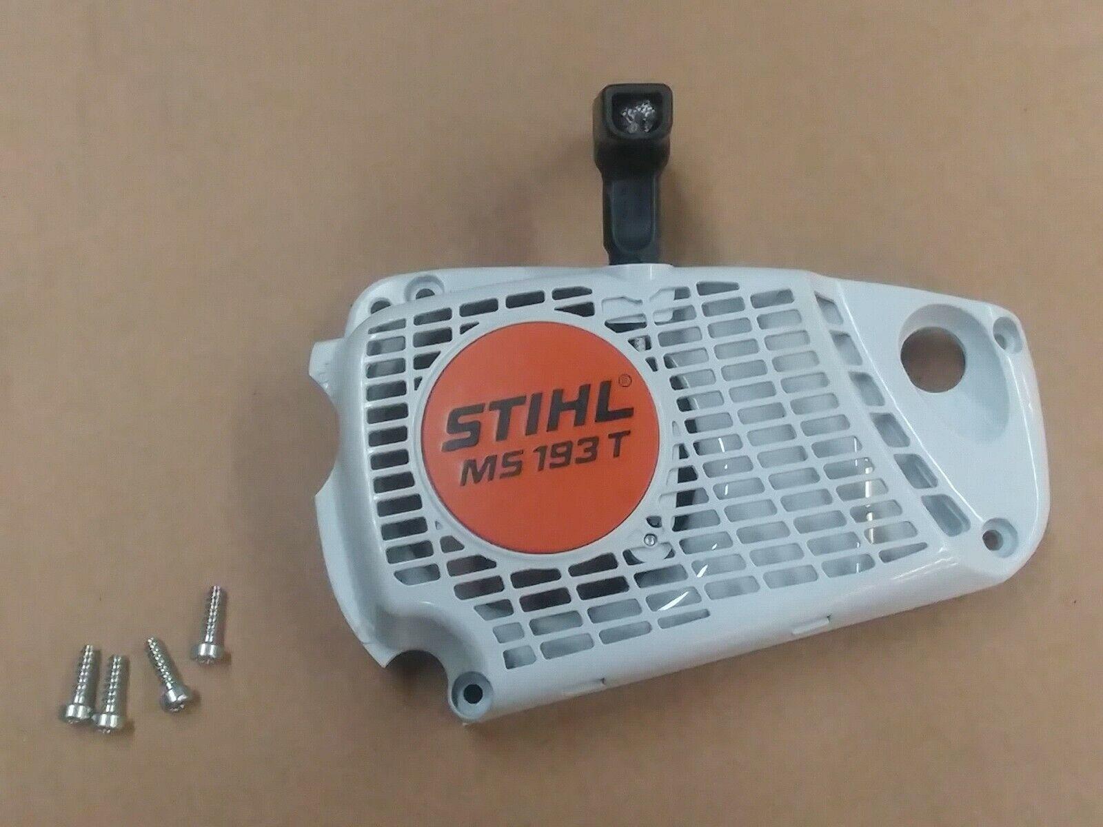 Motosierra Stihl MS193T, OEM, Arrancador De Retroceso