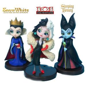3pcs-Q-Posket-Disney-Princess-Villains-Snow-White-Evil-Queen-PVC-Figures-Toys