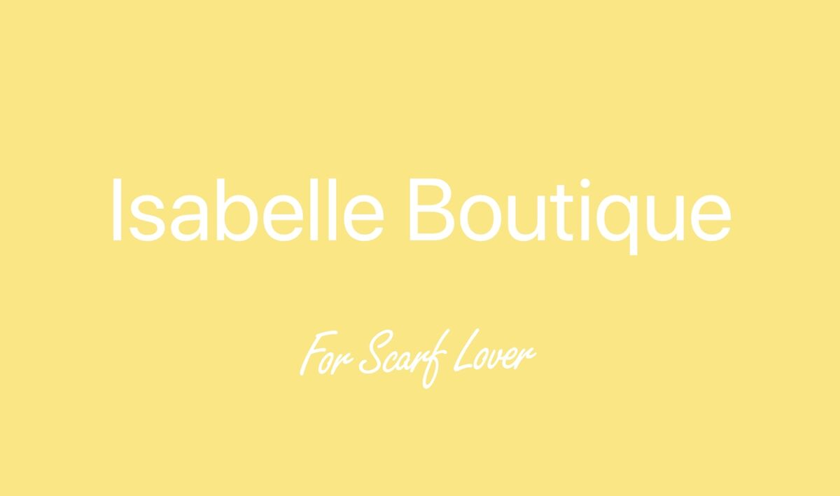 isabelleboutique