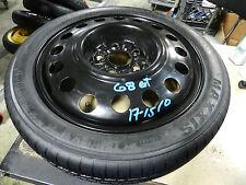 08 09 PONTIAC G8 GT SPARE TIRE WHEEL DONUT 155/70/17  5X120
