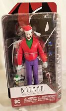 "Holiday (Christmas) Joker Batman The Animated Series DC Collectibles 6"" Figure"
